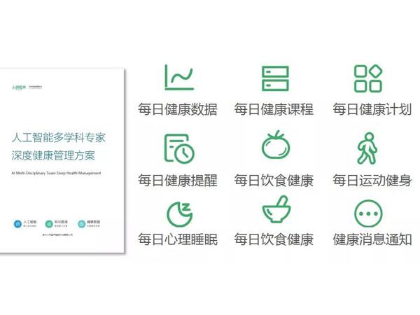 科技驱动健康生活,小明医声健康AI机器人将震撼亮相2021第28届北京健博会